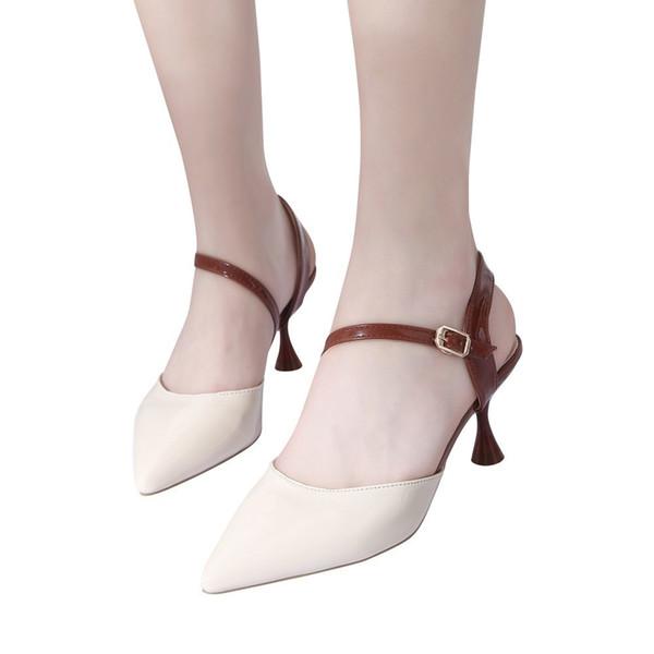 Höchste Neue 2018 Sommer Stil Schuhe Frauen Sandalen Mode