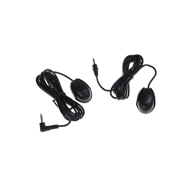 PVC Wired 3.5 mm Stereo Jack Mini Car Microphone External Mic For PC Car DVD GPS Player Radio Audio Microphone Hot Sale