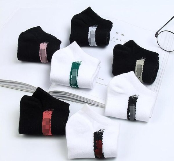 Newest Socks with Mixed Color Men Women Socks Free Size Sports Socks for Running shoes high quality