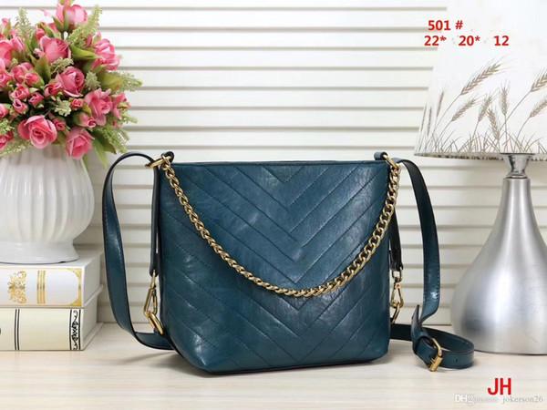 ГОРЯЧАЯ! Новый Бренд Женщин Письмо Сумка Сумка Мода Цепочка сумка женщины небольшой пакет кошелек с Бесплатной доставкой Роскошные часы 501 # TAG