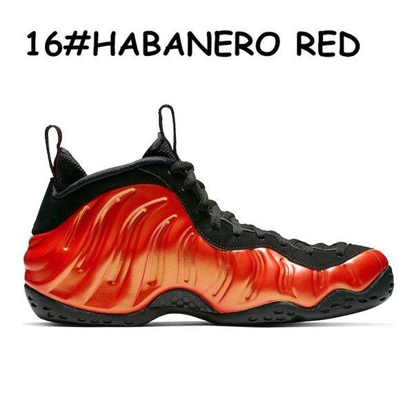 16 HABANERO-RED