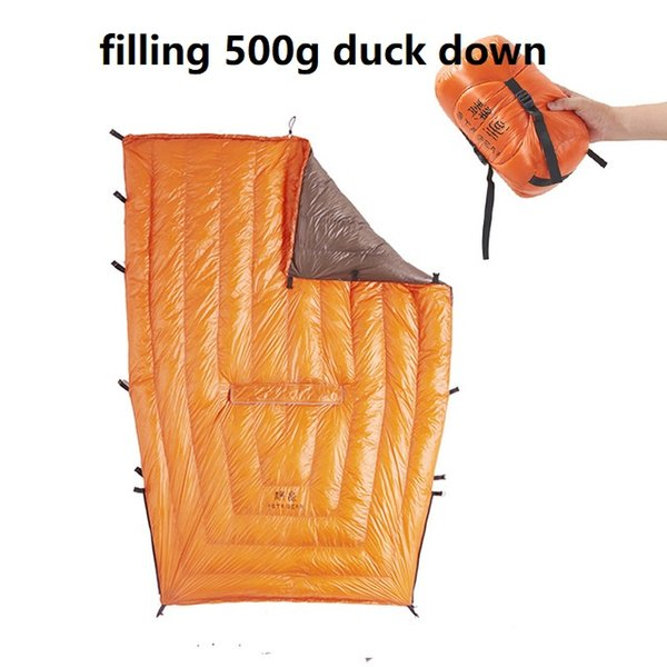 filling 500g dwon
