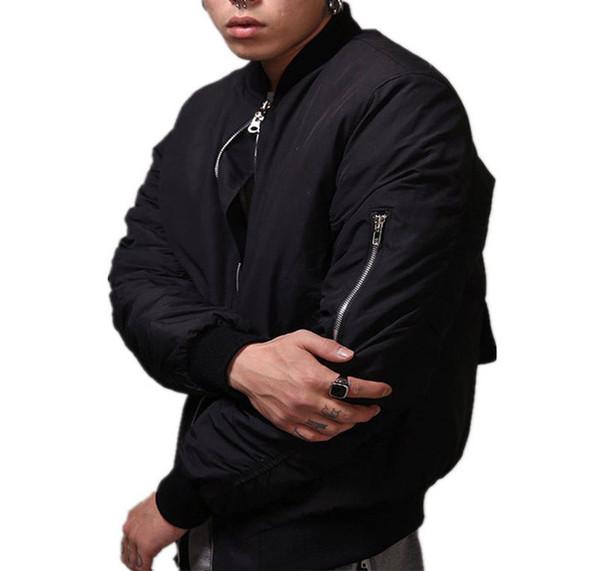 heiße Verkäufe Flieger-Jackenqualität Mann-Frauensportkleidung Pilot Jacket Men sports Jacke Art und Weisereißverschluß