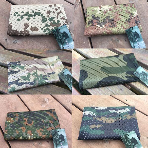 Ventilation Muffler Outdoors Collar Camouflage Man Neckerchief Sunshade Summer Colors Mix Fashion Special Troop 4 1jkf1