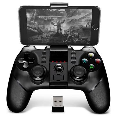 iPega Wireless Bluetooth Game controller with Bracket 2.4G Wireless Receiver for Android smart phones / tablet / smart TV / TV box