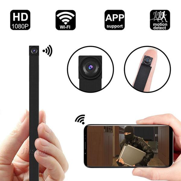 Wi-Fi IP-камера Mini Wireless Espia Gizli Kamera Espion Micro Cam Secret Action телекамеры Body Video Recorder Camcorder