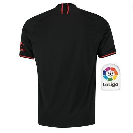 Away + LaLiga patch