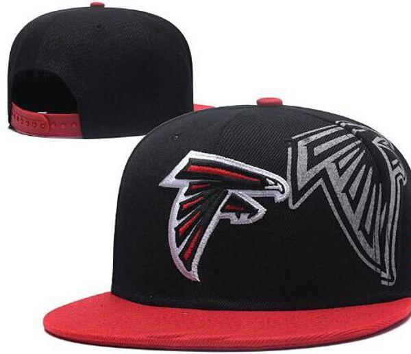 Wholesale Adjustable Atlanta Snapback ATL Hats Outdoor Summer Men Basketball Cap Sun Visors Flat casquette Cheap Women Football Cap 00