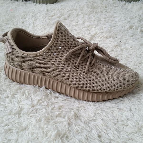 2019 zapatos de moda Moonrock Botas Negro transpirable Kanye West Boots roca de la luna las zapatillas de deporte para deportes con zapatos de Box36-46