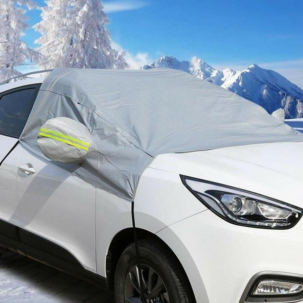 UV CAR EWINDSCREEN COVER ALL WEATHER SCREEN COVER DUST SNOW FROST ICE PROTECTON