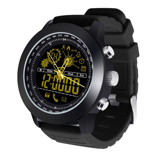 DX18 Waterproof Swim Sport Smart Watch Bluetooth Fitness Tracker Smart Wrist Watch Men Women Watches Clock Relogio Relojes