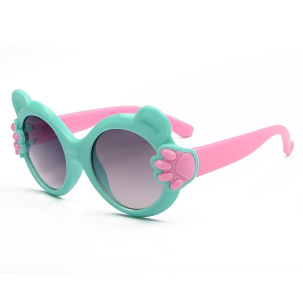 Hot Flexible Kids Sunglasses Polarized Baby Boy Girls Sun Glasses Child Sunglass Infant Oculos Shades UV400