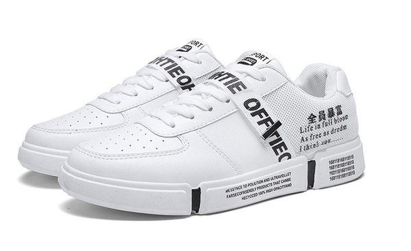mens estate sneakers in pelle scarpe uomo calzado sapatos homens zapatos para air mocassim 2019 casuales masculino erkek ayakkabi