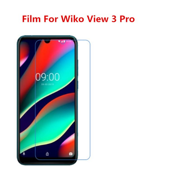 1/2/5/10 Pcs Ultra Thin Clear HD LCD Screen Guard Protector Film With Cleaning Cloth Film For Wiko View 3 Pro.