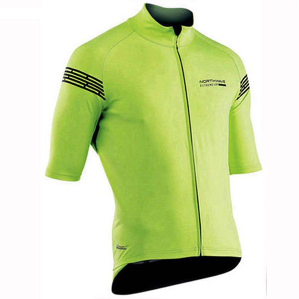 Factory direct sales NW Cycling Short Sleeves jersey new summer style Quick Dry jersey Mountain Racing Outdoor Sports wear Free postage