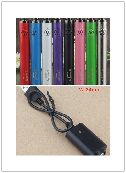 Vision 2 Battery+USB Charger