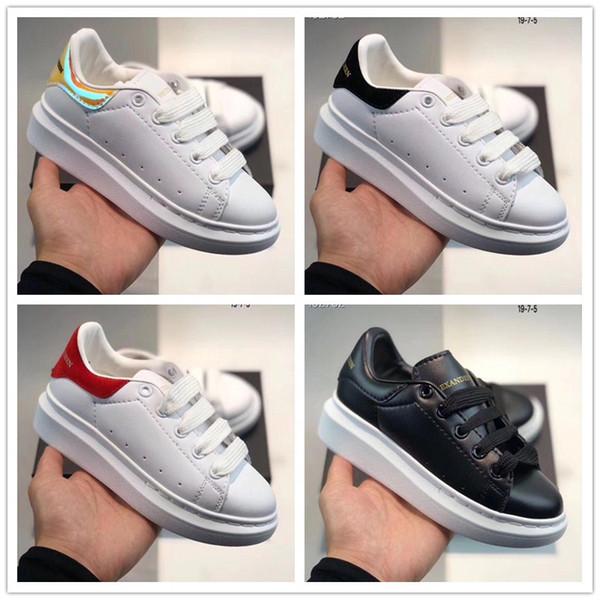 plataforma de 2020 niñoscuadro de AlexanderMcQueen cestas mc zapatillas de deporte Scarpe ginnastica mqueen zapatillas zapatos casuales DEPORTE
