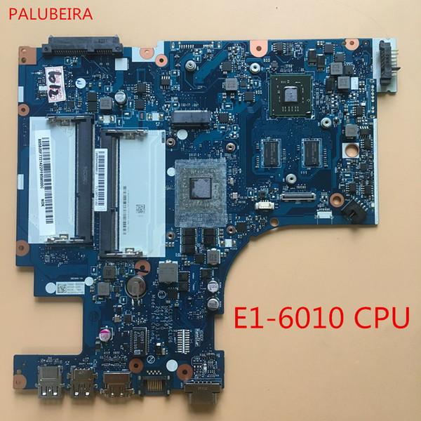 PALUBEIRA für lenovo G50-45 Laptop Motherboard mit E1-6010 CPU ACLU5 / ACLU6 Board DDR3 kostenloser Versand