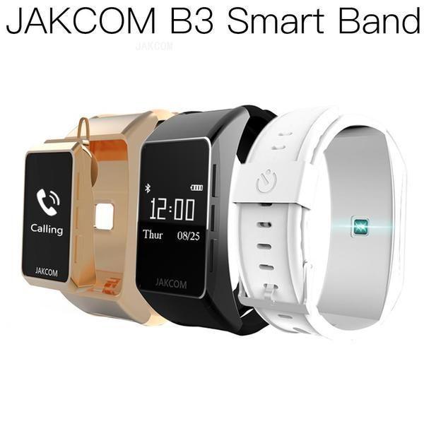 Продажа JAKCOM B3 Смарта Часы Горячей в других частях сотового телефона, как монитор сердечного ритма красного Wap полоса 3