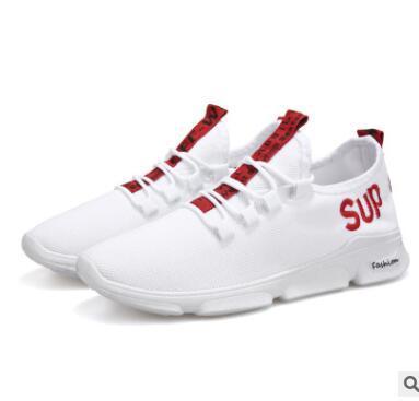 Chaussures de sport pour hommes confortable version sud-coréenne de chaussures de sport de mode commerce extérieur transfrontalier chaud style sup chaussures pour hommes