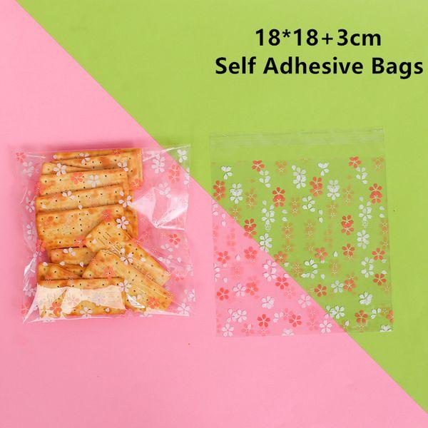 18x18cm Seal Bag