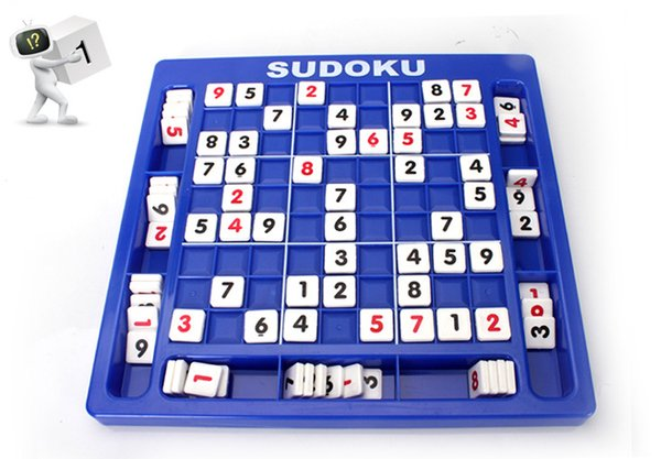 Children's Digital Toys Sudoku Game Chess Puzzle Puzzle Board Logic Thinking Parent-child Games