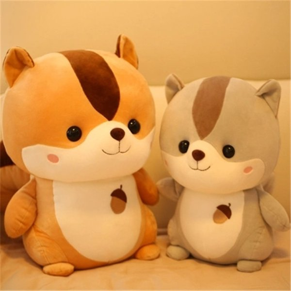 20170718 The Hot Sales Cute Hamster Stuffed Animals And Plush Toys Sleep Super Soft Pillow Doll Heart Girl For Birthday Gift Free Shipping