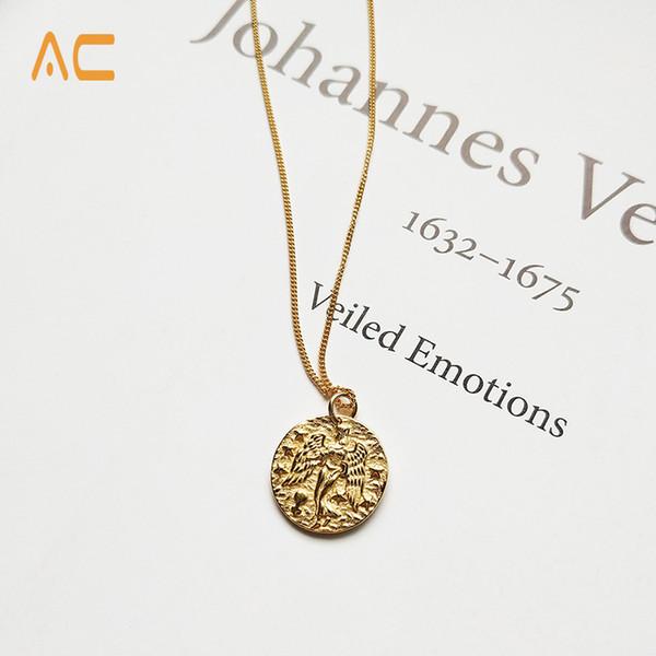 Nova chegada popular 925 colar de jóias de prata virgem colar de signo do zodíaco para as mulheres e homens para o presente e uso diário