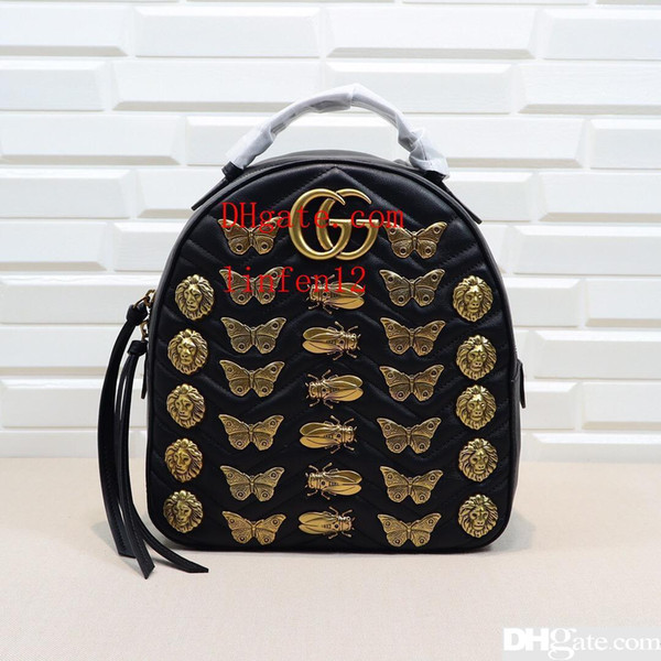 En 2019, bolso, bolso, bandolera, mochila, modelo 47661, talla 22.5cm26cm11cm