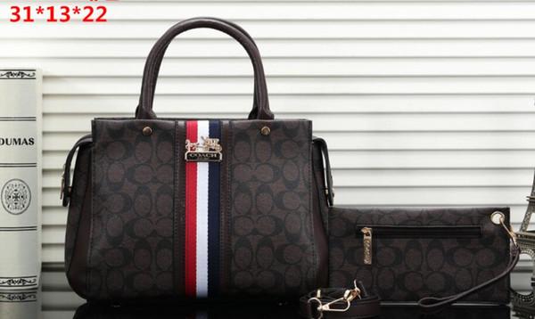 leather shoulder bag, gold metal letter spring lock handbag, adjustable shoulder strap messenger bag, with zipper free post