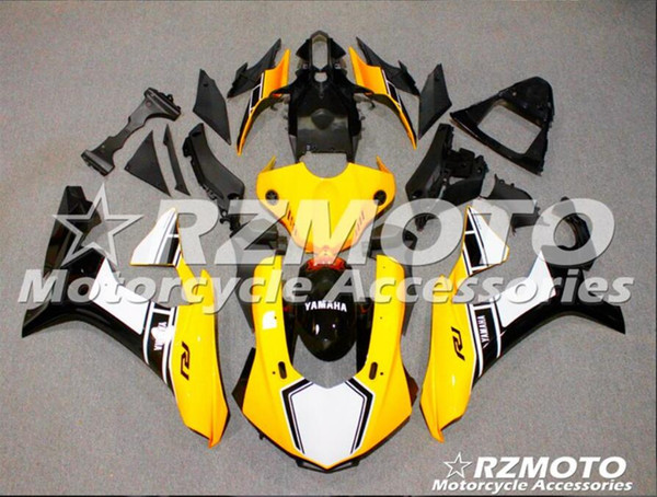 Injection ABS Fairing Bodywork Panel Kit Set Fit for Yamaha YZF R1 2015-2017 16