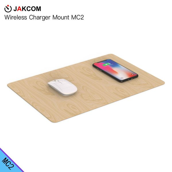 JAKCOM MC2 Wireless Mouse Pad Charger Hot Sale in Mouse Pads Wrist Rests as dingfeng watch iot vehicle tracking titan watch