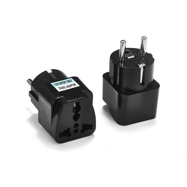 Accessori Parti Elettrici Socket Plugs Adattatori 1 PZ Universal UE Plug Adattatore Internazionale AU UK Stati Uniti per Euro Euro KR Viaggi