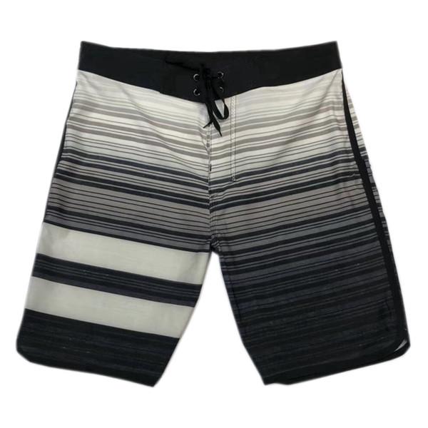 38f70acb55 NEW 4Way Stretch Boardshorts Mens Spandex Swim Trunks Fashion Surf Pants  Board Shorts Male Plus Size