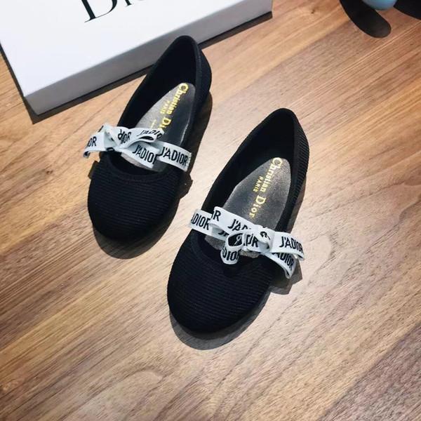 Enfants coréens S Chaussures Princesse Sandale Enfants Créateurs de luxe Chaussures d'été Baotou Enfants S Chaussures Années babys_dress