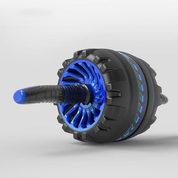 Silent rebound wheel