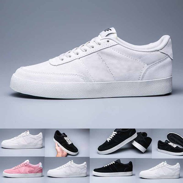 d08e8a3d4 Europe Best Seller Man Casual Fitness Shoes Leather Mens Womens Fashion  White Leather Comfortable Shoes Flat Casual Shoes Daily Jogging Footwear  Sport ...