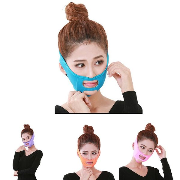 Face Lift Tools Facial Mask Fine Slimming Masseter Double Face Chin Skin Care Fine Face Bandage Belt Women Beauty Kit