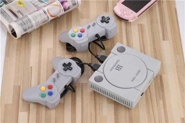 Coolbaby Handheld Video Game RS-70 16bit Mini HDMI Home Video Game Console with NES Sega FC Game Console 648 Games