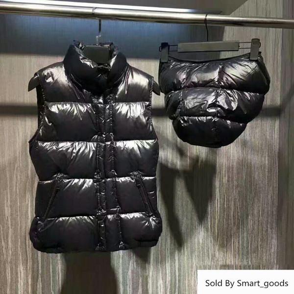 Sale Women Winter Body Warmer Real Raccoon Fur Gillets Vest Uk Popular Gilets Jacket Warm Down Anorak Vest Parka Jacket Xs-3xl
