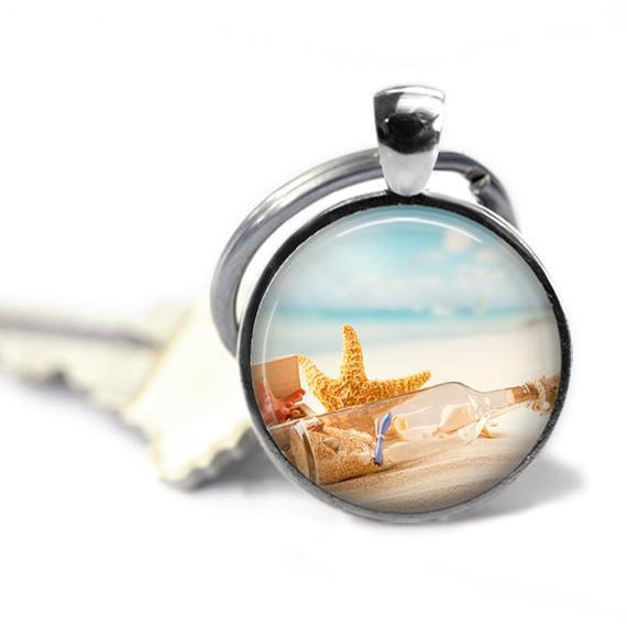 style2 Sandy beaches, Zen gifts, Ocean keyring, Seashell gift, Beach life, Ocean life, Sea shell theme, Ocean gifts, Beach gift