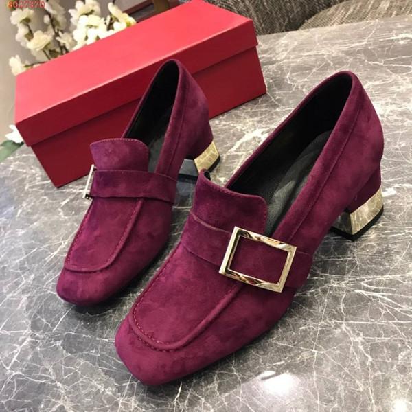 Importada De Zapatos Compre Marca Vaca Lujo Cuero Tela 017qZwpqx 05312080461