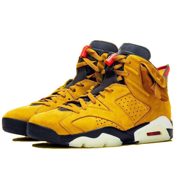 Item4 Travis Scotts yellow Cactus Jack 4