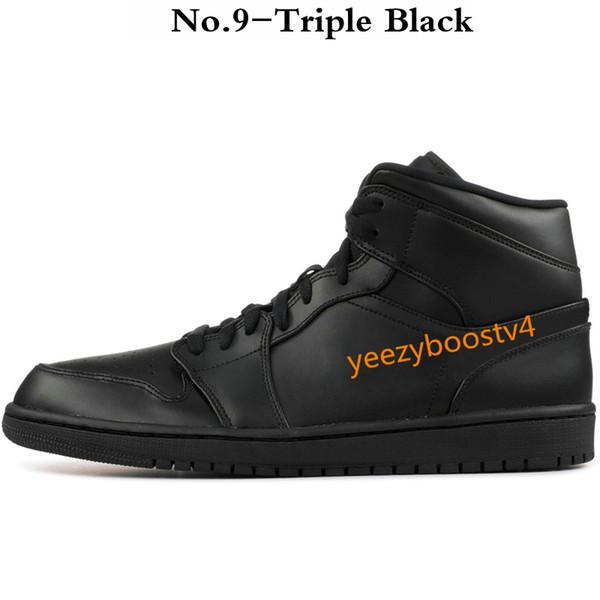 No.9-Triple Negro