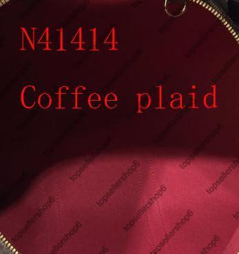3 Kaffee Plaid
