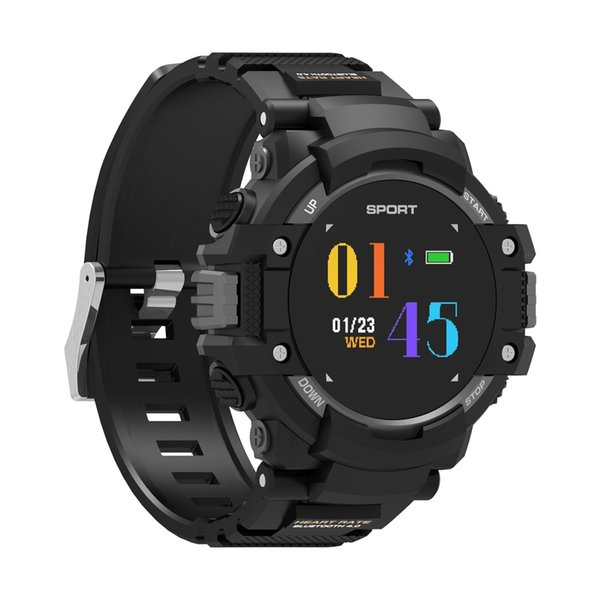 F7 GPS Smart watch Wearable Devices Activity Tracker Bluetooth 4.2 Altimeter Barometer Compass GPS outdoors watch