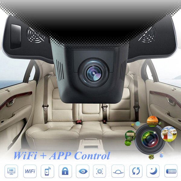 Hidden Mini Car DVR Camera Full HD 1080P Auto Digital Video Recorder Camcorder Dash Cam Night Vision Wifi GPS Dashcam