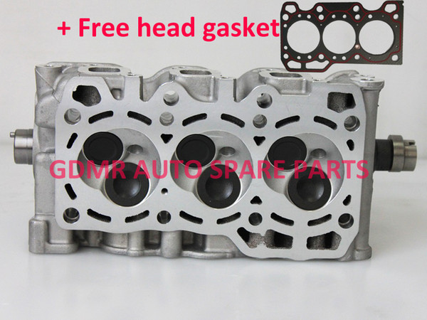 top popular Complete F8CV cylinder head assembly assy 96316210 96642705 96642707 96642708 M96642708 for Daewoo Matiz Petrol 0.8L 1998-2002 2019
