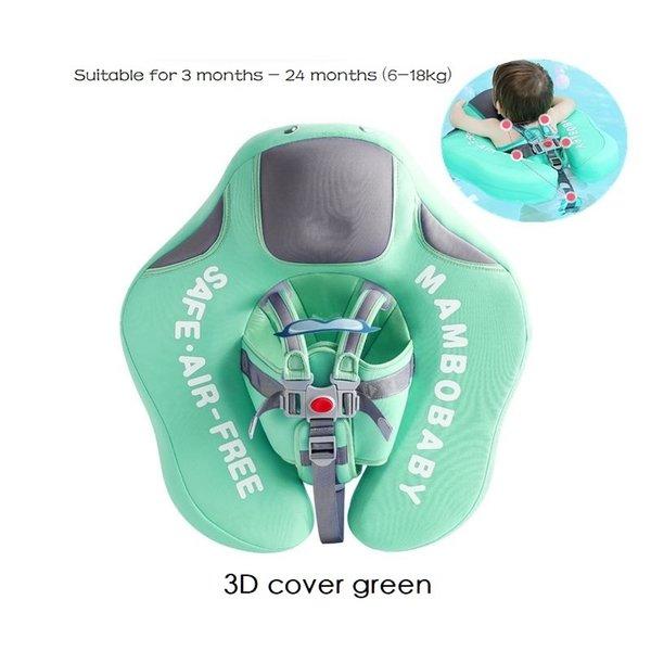 3D climb green