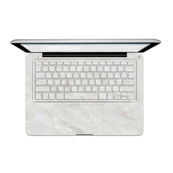 Abnehmbare PVC Boden Skins Ganzkörper-Aufkleber für Macbook 13